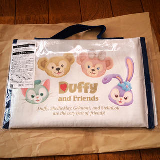Disney - DUFFY and Friends / レジャーシート