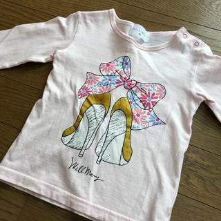 ウィルメリー(WILL MERY)のロングTシャツ(Tシャツ/カットソー)