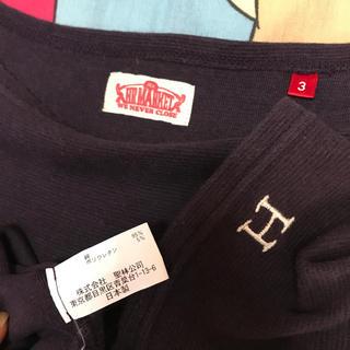 ハリウッドランチマーケット(HOLLYWOOD RANCH MARKET)のハリウッドランチマーケット/レディース・ロング袖・Tシャツ(Tシャツ(長袖/七分))