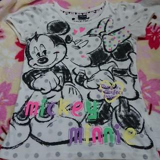 ディズニー(Disney)のミッキー&ミニー Tシャツ(Tシャツ/カットソー)