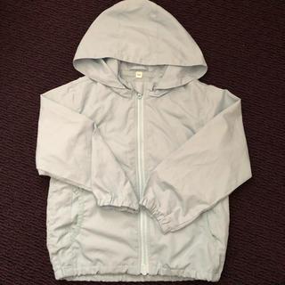 ムジルシリョウヒン(MUJI (無印良品))の無印 ポリエステルパーカー(ジャケット/上着)