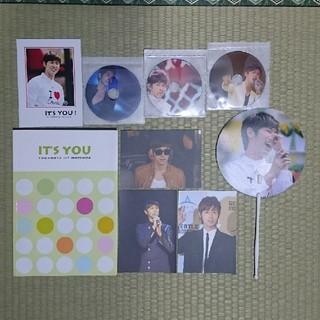トウホウシンキ(東方神起)の東方神起ユノ★PHOTOBOOK&DVDセット(K-POP/アジア)