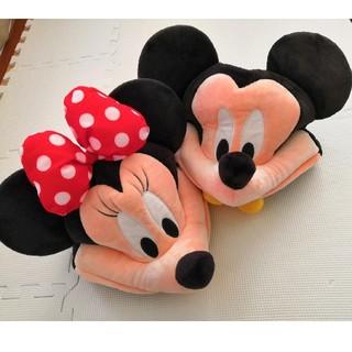ディズニー(Disney)のファンキャップ 2点セット ミッキー ミニー(キャップ)
