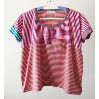 ネネット(Ne-net)のNe-net いろいろボーダー Tシャツ(Tシャツ(半袖/袖なし))