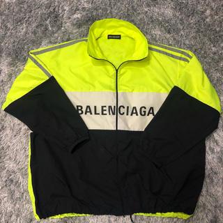 Balenciaga - BALENCIAGA カプセルコレクション サイズ39 蛍光トラックジャケット