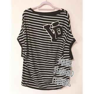 ダブルスタンダードクロージング(DOUBLE STANDARD CLOTHING)のDOUBLE STANDARD CLOTHING(Tシャツ(半袖/袖なし))