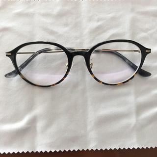 ゾフ(Zoff)のzoff 眼鏡 左レンズのみ度入り(サングラス/メガネ)