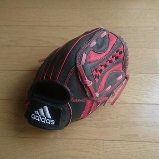 アディダス(adidas)のadidas キッズ用 グローブ(グローブ)