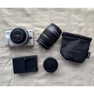パナソニック(Panasonic)のLUMIX 一眼レフカメラ*DMC-GF3(デジタル一眼)