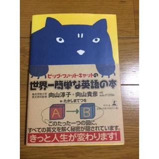 ビッグファットキャットの世界一簡単な英語の本(その他)