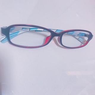 ジンズ(JINS)の黒子のバスケ JINS ブルーライトカット メガネ(サングラス/メガネ)