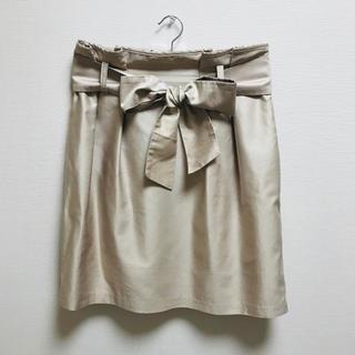 ルビーリベット(Rubyrivet)のRubyrivet ルビーリベット 膝丈スカート(ひざ丈スカート)
