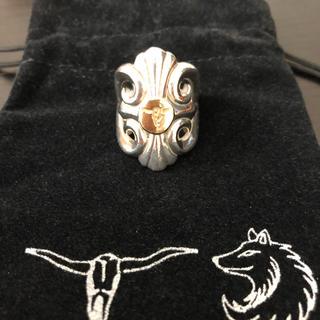ゴローズ(goro's)の超大特価 tady&king シルバー925 リング ゴローズ(リング(指輪))
