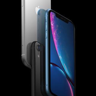 アイフォーン(iPhone)のiphone XR 64G イエロー(スマートフォン本体)