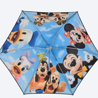 ディズニー(Disney)の完売品 ディズニー 実写 傘 日傘 雨天兼用 TDR 限定 新品(傘)