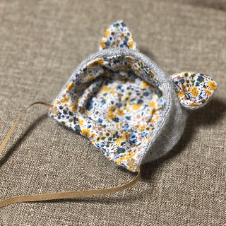 ミディブライスサイズ 猫耳帽子(その他)