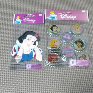 ディズニー(Disney)のディズニー 白雪姫 ステッカー スクラップブッキング 未開封(その他)