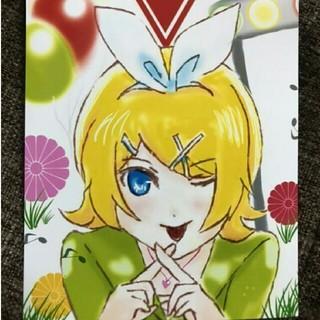 手書きイラスト(アート/写真)