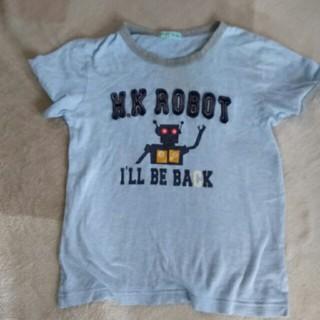 ハッカキッズ(hakka kids)のハッカ Tシャツ  140 サイズ0(Tシャツ/カットソー)