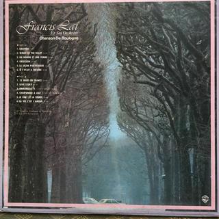 フランシス・レイ  レコード