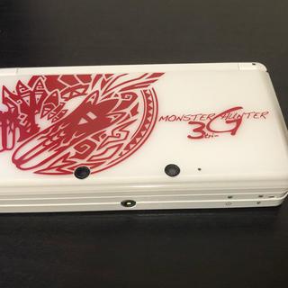 ニンテンドー3DS(ニンテンドー3DS)のモンスターハンター3G スペシャルパック3DS(家庭用ゲームソフト)