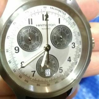 ハミルトン(Hamilton)のHAMILTON KHAKI (メンズ)(腕時計(アナログ))