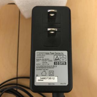 アイオーデータ(IODATA)のUSB3.0 タイプB ケーブル(1m)& HDCA用アダプター(PC周辺機器)