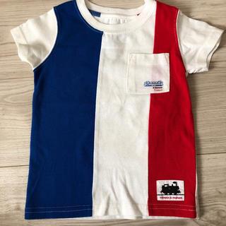 チャオパニック(Ciaopanic)のレア?トーマス×チャオパニック Tシャツ 90(Tシャツ/カットソー)