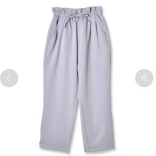 フラワー(flower)のflower / basic tapered pants(カジュアルパンツ)