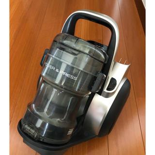 パナソニック(Panasonic)のPanasonic 掃除機 MC-SR10-J-CK 本体のみ(掃除機)