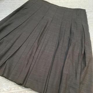 アイシービー(ICB)のICB アイシービー♡フレアスカート♡グレー(ひざ丈スカート)