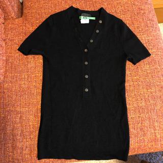 アイシービー(ICB)のICB カットソー 半袖Vネックセーター(カットソー(半袖/袖なし))