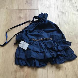 メゾンドフルール(Maison de FLEUR)のMaison d e FLEUR 巾着袋(ポーチ)