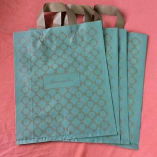 アフタヌーンティー(AfternoonTea)のアフタヌーンティー ショップ袋 4枚セット(ショップ袋)
