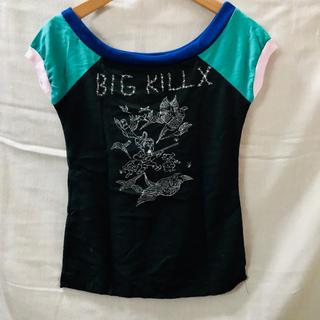 ハンジロー(HANJIRO)のHANJIRO リメイクTシャツ(Tシャツ(半袖/袖なし))