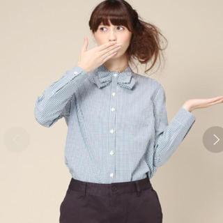ドットアンドストライプスチャイルドウーマン(Dot&Stripes CHILDWOMAN)のチャイルドウーマン シャツ(シャツ/ブラウス(長袖/七分))