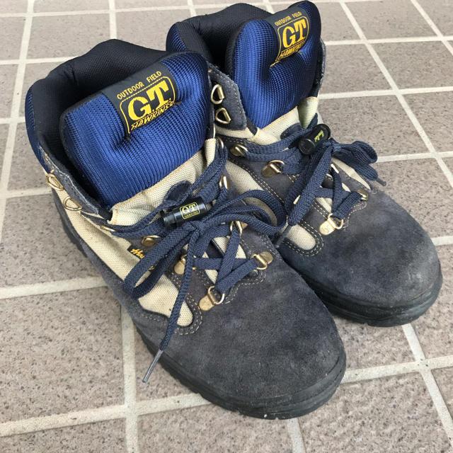 G.T. HAWKINS(ジーティーホーキンス)の●値下げ●G.T.ホーキンス トレッキングシューズ GT-9001J 24cm スポーツ/アウトドアのアウトドア(登山用品)の商品写真