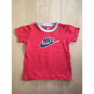 ナイキ(NIKE)の☆NIKE☆ナイキ☆半袖Tシャツ☆赤☆80☆(Tシャツ)