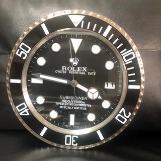 ROLEX WALL CLOCK ロレックス柱時計