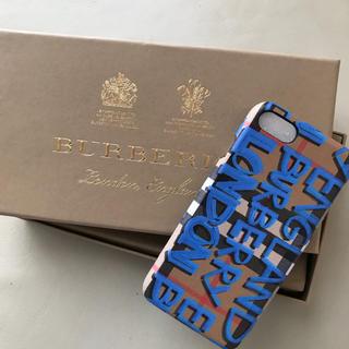 バーバリー(BURBERRY)の◎ロンドン本店にて完売◎iPhone 8ケース(iPhoneケース)