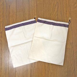 トリーバーチ(Tory Burch)の【送料込み】トリバーチ TORY BURCH 巾着袋 2枚セット(ショップ袋)