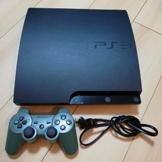 プレイステーション3(PlayStation3)のPS3 本体 コントローラー付き(家庭用ゲーム本体)