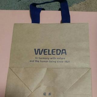 紙袋 WELEDA
