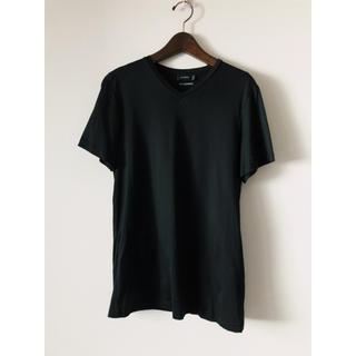 ジルサンダー(Jil Sander)の【未使用】JIL SANDER ジルサンダー ブラック Tシャツ(Tシャツ/カットソー(半袖/袖なし))