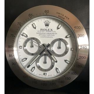 ROLEX WALL CLOCK。 ロレックス掛時計