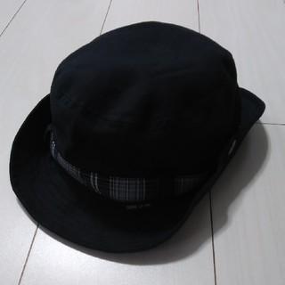 コムサイズム(COMME CA ISM)のコムサイズム キッズ54㎝帽子(帽子)