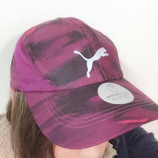 プーマ(PUMA)のPUMA【プーマ】ランニング キャップ  帽子 男女兼用(その他)