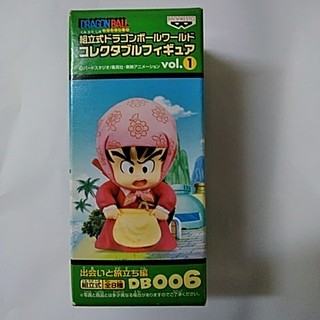 ドラゴンボール(ドラゴンボール)のレア ドラゴンボール コレクタブル 女装悟空(キャラクターグッズ)