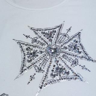 エポカ(EPOCA)のEPOCA エポカ ビジューTシャツ(Tシャツ(半袖/袖なし))