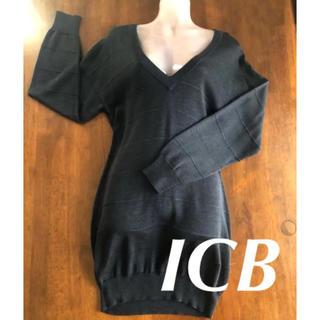 アイシービー(ICB)のICB ワンピ(ひざ丈ワンピース)